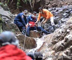 Cuatro rescatados tras deslizamiento en la vereda San Antonio de Bojacá - Radio Santa Fe