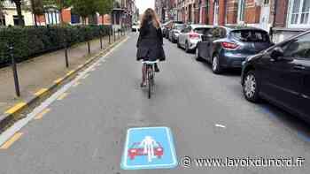 La Madeleine: on a testé les aménagements pour les cyclistes - La Voix du Nord