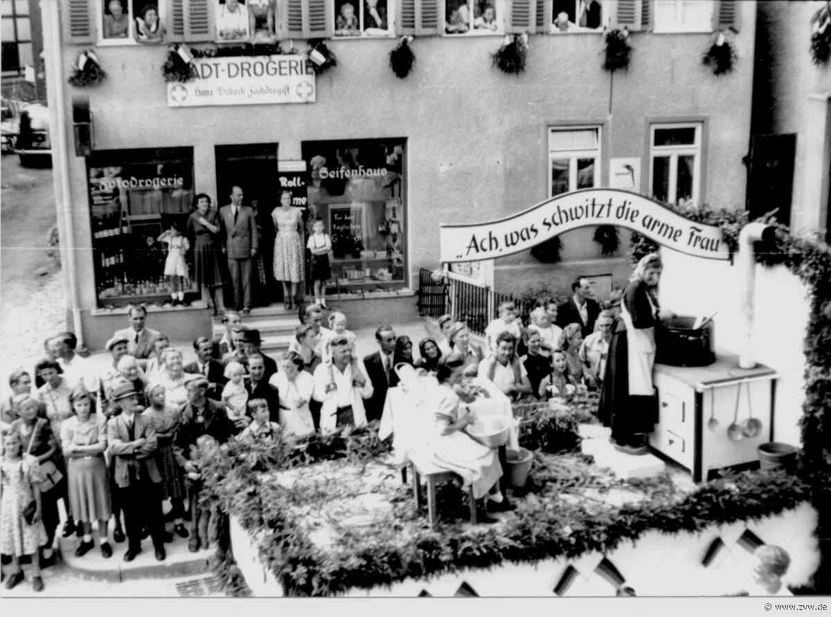 Wohnungsbau als größte Aufgabe der Stadt Welzheim in der Nachkriegszeit - Welzheim - Zeitungsverlag Waiblingen