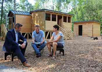 Waldkita in Untergruppenbach wird eröffnet - STIMME.de - Heilbronner Stimme