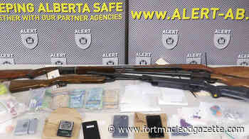 Firearms, drugs seized in Fort Macleod | Fort Macleod GazetteFort Macleod Gazette - Macleod Gazette Online