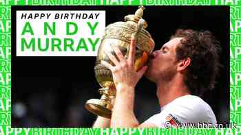 Happy Birthday, Andy Murray: Watch highlights of 2016 Wimbledon win