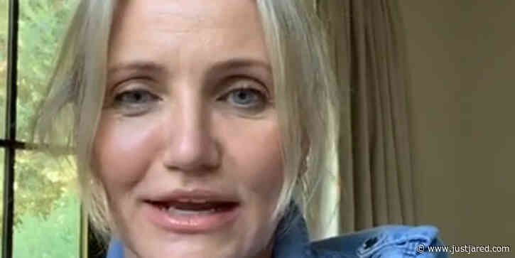 Cameron Diaz Has an 'Instagram Fail' During Live Interview & It's Very Relatable