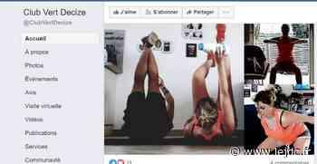 Les clubs de gym s'organisent à Decize pour maintenir le lien avec leurs adhérents - Decize (58300) - Le Journal du Centre