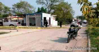 Sujetos en motocicleta ejecutan a un joven en autolavado de Ciudad Valles - Pulso de San Luis