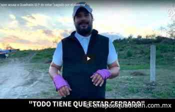 Quadratín SLP está pagado por el sistema, acusa alcalde de Ciudad Valles - Quadratín Chiapas