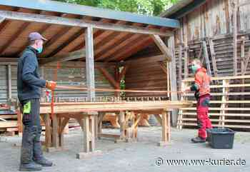 Forstliches Bildungszentrum Hachenburg hält Ausbildung aufrecht - WW-Kurier - Internetzeitung für den Westerwaldkreis