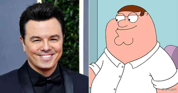 Seth MacFarlane sings as Family Guy characters on Jimmy Fallon - Entertainment Weekly