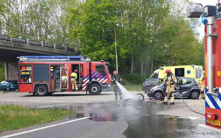 Voorrangsfout oorzaak dodelijk ongeval in Noordbroek. Slachtoffer was 28-jarige man uit Slochteren - Dagblad van het Noorden
