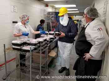 Southwestern Ontario pork farmers thank Sofina Foods workers - Woodstock Sentinel Review