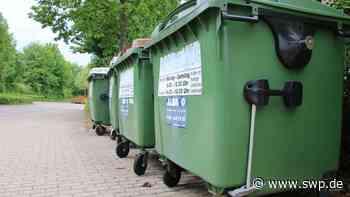 Ärger in Gaildorf: Lärm und Schmutz: Ausschuss will Standort für Altglascontainer nicht aufgeben - SWP