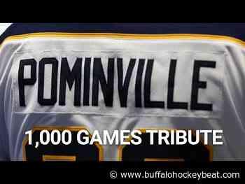 Former Sabres captain Jason Pominville lands new job in hometown