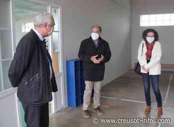 RÉOUVERTURE DES ÉCOLES : Le sous-préfet d'Autun à la rencontre des enseignants et des élus à Saint-Sernin du Bois - Creusot-infos.com