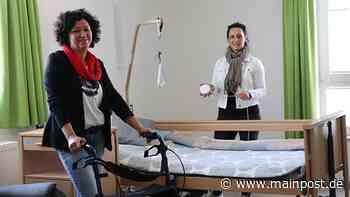 So lief das erste Jahr im Pflegeübungszentrum in Mellrichstadt - Main-Post