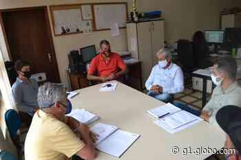 Saae retoma obras da ETE-Barrinha em Viçosa - G1