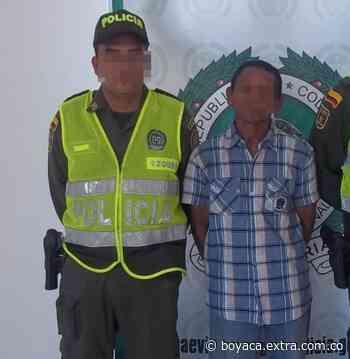 En San José de Pare, Boyacá, cogió a un 'pelado' a macheta | Boyacá - Extra Boyacá