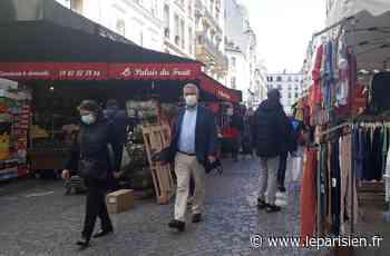 Le maire de Levallois-Perret prend un arrêté imposant le port du masque - Le Parisien