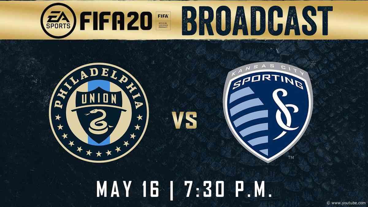 Sim: Philadelphia Union vs. Sporting Kansas City