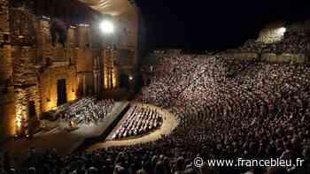 Le Théâtre Antique d'Orange reste confiné jusqu'à nouvel ordre - France Bleu