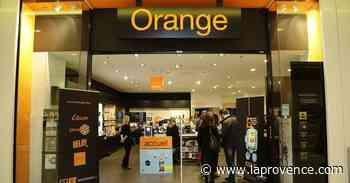 Déconfinement : les boutiques Orange reprennent du service - La Provence