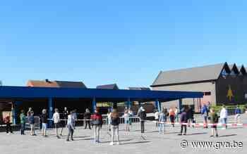 Aparte in- en uitgang bij basisschool Qworzó, waar focus op essentiële leerstof ligt - Gazet van Antwerpen