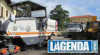 "Be the first to comment on ""Giaveno, lavori di asfaltatura in Via Roma"" - http://www.lagendanews.com"