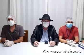 Prefeito Elias Dal'Col decreta lockdown por seis dias em Ecoporanga - Século