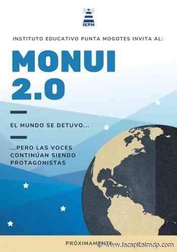 El Instituto Educativo Punta Mogotes crea el primer modelo de Naciones Unidas online - La Capital de Mar del Plata