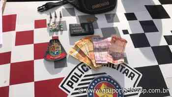 Polícia Militar prende indivíduo por tráfico de drogas em Santa Gertrudes - https://www.gruporioclarosp.com.br/
