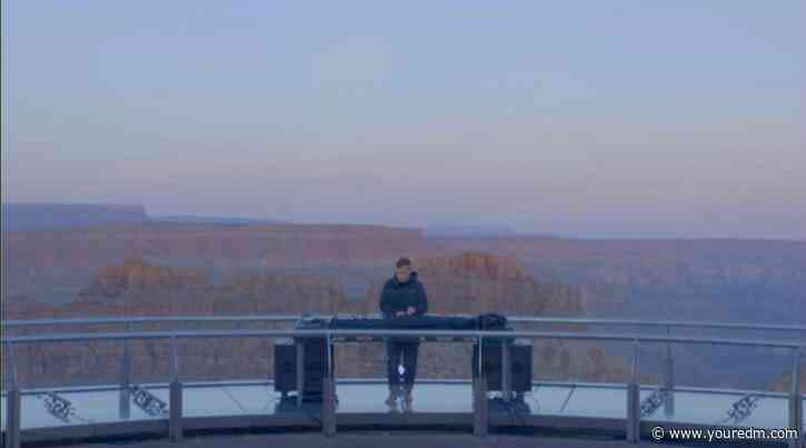 Kaskade Becomes First-Ever DJ To Throw Down At The Grand Canyon [FULL SET] - Your EDM