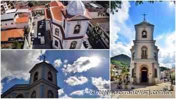História do Santuário Diocesano do Santíssimo Sacramento de Cantagalo - Serra News