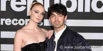 Sophie Turner Helps Shirtless Joe Jonas Bake Cookies - Just Jared Jr.