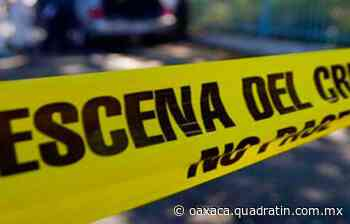 Asesinan a balazos a individuo en Puerto Escondido - Quadratín Oaxaca