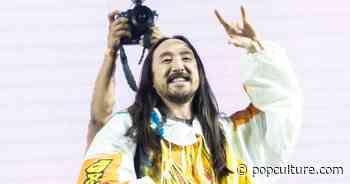 Steve Aoki Reveals Adjustments to Virtual DJ Sets: 'This Is the New Normal, Unfortunately' (Exclusive) - PopCulture.com