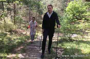 Retour en forêt de Fontainebleau : «C'est fou comme ça m'avait manqué d'être là» - Le Parisien