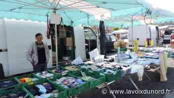 Aniche: le marché hebdomadaire reprend ses activités dès ce vendredi - La Voix du Nord