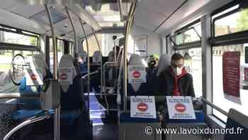 En bus sur la ligne A (Douai-Aniche): pour le respect des règles, ce n'est pas encore ça - La Voix du Nord