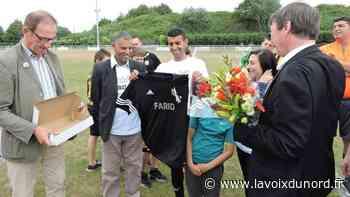 Aniche: Farid Laaminat, nouveau coach du Sporting - La Voix du Nord