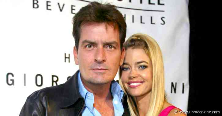Denise Richards Reveals She and Charlie Sheen Conceived Their Daughter on 'Scary Movie' Set - Us Weekly