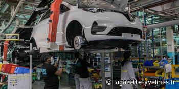 L'usine Renault contrainte de s'adapter aux normes sanitaires - La Gazette en Yvelines