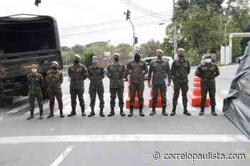 Exército instala tendas em Jandira para organizar filas da Caixa - Correio Paulista