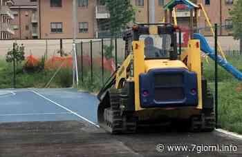 Tribiano: ripartono i lavori per il campo da basket dedicato a Kobe Bryant - 7giorni