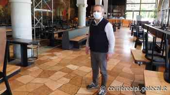 La Birreria Pedavena riparte: «Cinquecento posti tra sale e giardino in totale sicurezza» - Corriere Delle Alpi