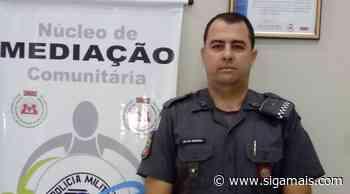 Cabo PM da Polícia Militar de Adamantina é homenageado com Láurea do Mérito Pessoal em 1º Grau - Siga Mais