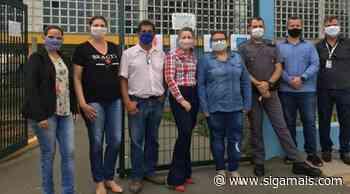 Imediações das escolas estaduais terão monitoramento por câmeras em Adamantina - Siga Mais