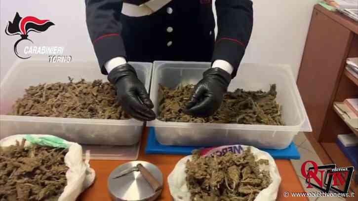 VOLPIANO – Vendita di droga tramite WhatsApp, consegna a domicilio e davanti al bar: arrestato 28enne (VIDEO) - ObiettivoNews