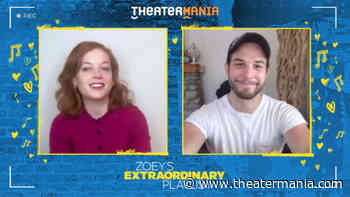 Chatting With Jane Levy and Skylar Astin, Stars of Zoey's Extraordinary Playlist - TheaterMania.com