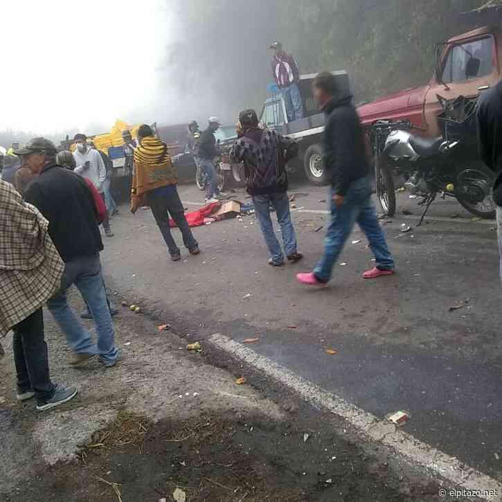 Una fallecida y cinco heridos dejó accidente vial en la Colonia Tovar - El Pitazo