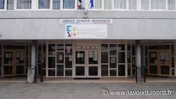L'école Albert-Camus à Arques cambriolée, du matériel informatique volé - La Voix du Nord