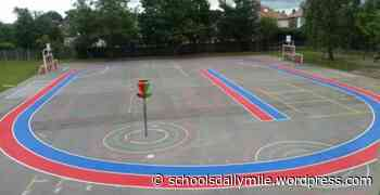 Circular Schools Daily Mile Track in East Riding of Yorkshire… - stopthefud